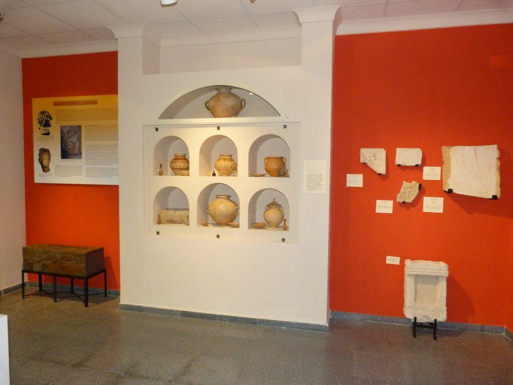 Detalle pared columbario